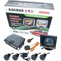 Czujniki parkowania cofania Phantom 4 czujniki z kamerą cofania i LCD