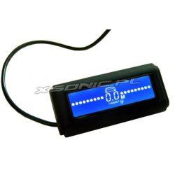 Czujniki parkowania cofania MAXTELL 8 czujników ekran z podświetleniem