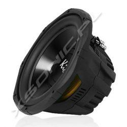 Subwoofer samochodowy głośnik basowy Kicx moc 400W RMS