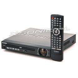 Stacjonarny Odtwarzacz DVD i filmów Hyundai Dolby Digital, DivX, Xvid menadżer napisów ogromne możliwości