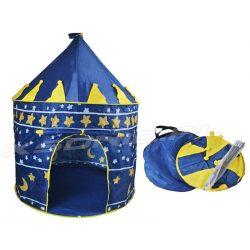 Wodoodporny domek dla dzieci namiot zamek do ogrodu niebieski lub różowy