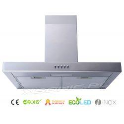 Okap kuchenny ścienny 60 cm Berdsen T1 LED regulowana maskownica