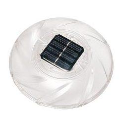 Lampka solarna Bestway o średnicy 18 cm do basenów ogrodowych