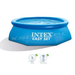 Basen ogrodowy Intex Easy Set 244cm x 76cm pompa i filtr Intex 28112