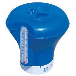 Dozownik pływak do chemii basenowej z termometrem Bestway