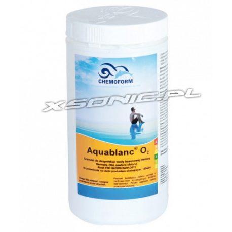 Granulat - aktywny tlen do dezynfekcji wody basenowej metodą tlenową