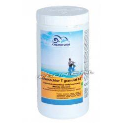Chemochlor 1kg preparat do dezynfekcji i chlorowania szokowego wody basenowej