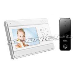Wideodomofon z kamerą oświetlenie led ekran 4,3 cala Reer Electronics