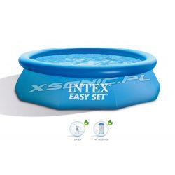 Basen ogrodowy rozporowy 3w1 Easy Set 305cm x 76cm z pompą i filtrem Intex 28122
