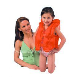Dmuchana kamizelka do nauki pływania dla dzieci