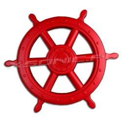 Ogromny ster plastikowe koło kapitana statku do montażu na plac zabaw 4 kolory średnica 53 cm