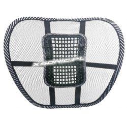 Ergonomiczna podpórka pod plecy na krzesło lub fotel