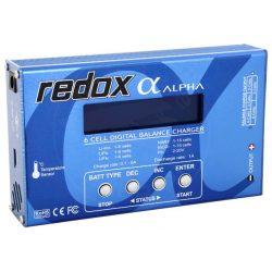 Mikroprocesorowa ładowarka uniwersalna ALPHA Redox do pakietów