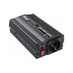 Przetwornica samochodowa z 12V/230V moc 500/1000W sinus modyfikowany