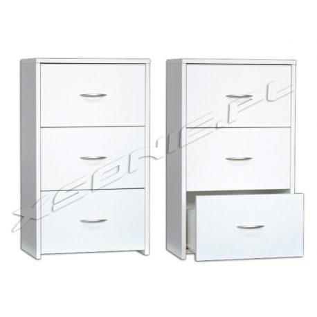 Szafka łazienkowa stojąca z szufladami szerokość 50 cm