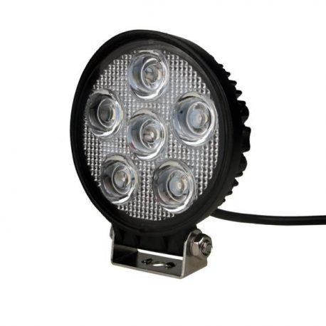 Lampa robocza LED marki NOXON 6 x LED moc 18W kąt świecenia 30°