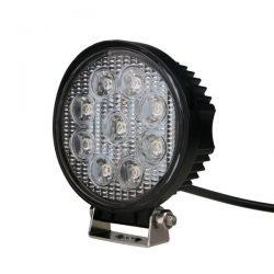 Lampa robocza LED marki NOXON 9 x LED moc 27W kąt świecenia 60°
