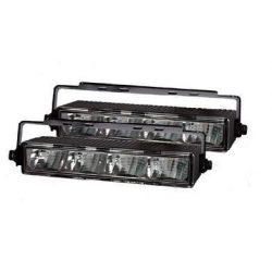 Światła do jazdy dziennej NOXON 2 x 4 High Power LED wbudowany moduł zapalania do sobowego i ciężarowego