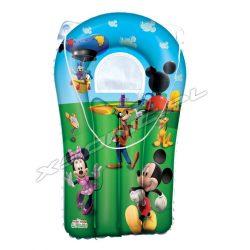Dmuchana deska do pływania plażowa Mickey z okienkiem 71 x 46 cm Bestway 91005