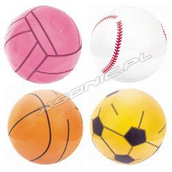 Dmuchana piłka plażowa Sport 41 cm Bestway 31004 do siatkówki baseball