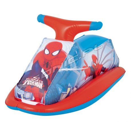 Skuter wodny, dmuchany Spiderman 89 x 46 cm