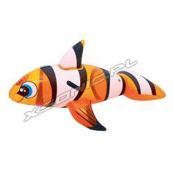 Zabawka dmuchana dla dzieci duża Ryba z uchwytami 157 x 94 cm Bestway 41088