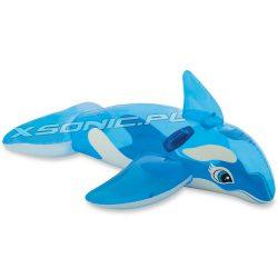 Zabawka dmuchana do pływania dla dzieci Wieloryb 152 x 114 cm INTEX 58523