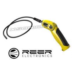 Endoskop diagnostyczny kamera inspekcyjna penetracyjna z oświetleniem LED Reer Electronics komunikacja przez WiFi sonda 5.8 mm