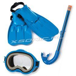 Zestaw do nurkowania dla dzieci czyli maska + rurka + płetwy
