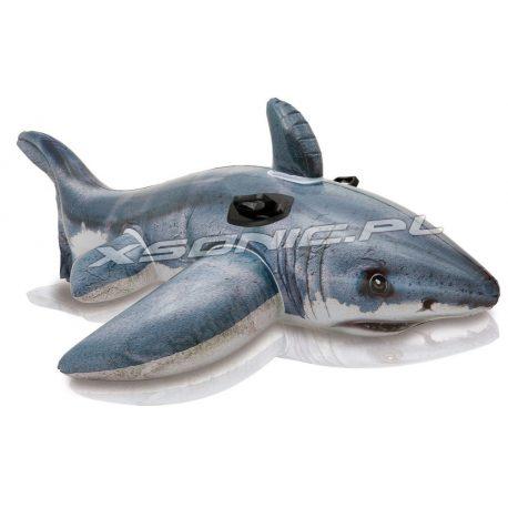 Dmuchana zabawka dla dzieci realistyczny Rekin 173 x 107 cm INTEX 57525