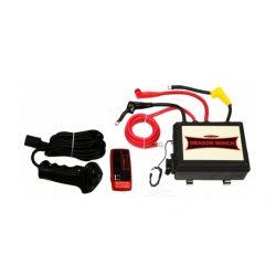 System sterownia wyciągarką elektryczną serii MAVERICK o mocy od 6000 do 13000 marki DRAGON WINCH