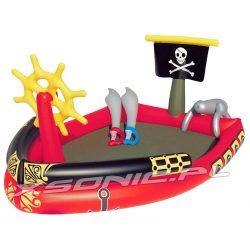 Plac zabaw statek piracki basen dla dzieci 190 x 140 x 96 cm Bestway 53041
