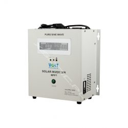 Zasilacz awaryjny UPS / przetwornica napięcia z 24V/230V o mocy 700W/1000W marki VOLT - czysty SINUS, awaryjne zasilanie pieców