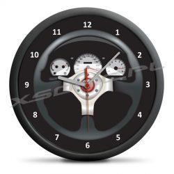 Zegar Demon prędkości idealny do pokoju dziecięcego wygląda jak tablica rozdzielcza