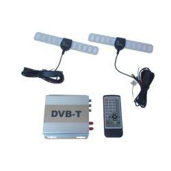 Samochodowy tuner naziemnej telewizji cyfrowej DVB-T marki Noxon MPEG-2/4 HDMI jakość HD