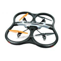 Quadrocopter INTRUDER CAM szkielet z pianki EEP wbudowana kamera do rejestracji filmów