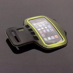 Sportowa opaska pokrowiec na telefon dla iPHONE'A 5  i inne etui do biegania na ramię 2 kolory