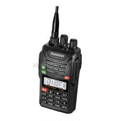 Radiotelefon VHF i UHF WOUXUN KG-UV6D skanowanie CTCSS DCS 2m/70cm