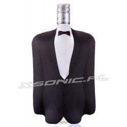 Gentleman chłodzący garnitur na butelkę który utrzyma odpowiednią temperaturę alkoholu