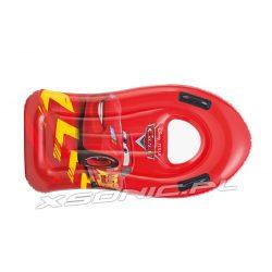 Dmuchana deska dla dzieci do pływania Auta 108 x 57 cm INTEX