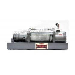 Wyciągarka z napędem hydraulicznym przeznaczona do dużych lawet oraz ciągników pomocy drogowej DRAGON WINCH o mocy 12000 LBS
