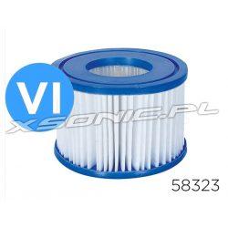 Filtr typu VI do pompy filtrującej SPA 2 sztuki Bestway 58323