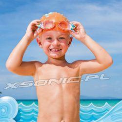 Czepek kąpielowy do pływania dla dzieci Nemo Bestway 91106