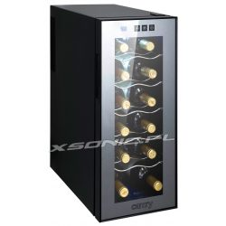 Chłodziarka na wino lodówka Camry CR 8068 na 12 butelek 33 litry winiarka