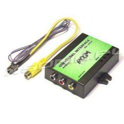 Adapter multimedialny audio-video dedykowany do fabrycznej nawigacji Mercedes Comand 2.0
