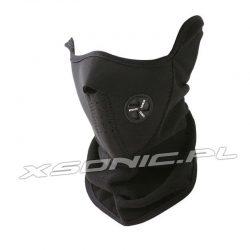 Ochraniacz na twarz maska termiczna neoprenowa termoaktywna komin chroni przed zimnem ocieplacz narciarska