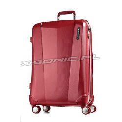 Duża walizka na 4 kołach niezwkle stylowa March Vision 108 litrów