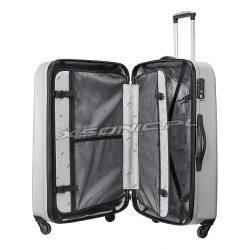 Duża walizka podróżna na 4 kołach Stratic Melton 85 litrów