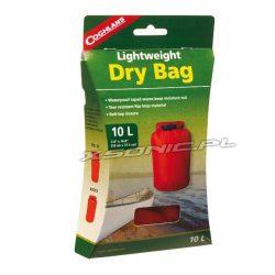 Wodoodporny worek na śpiwór i inny bagaż o pojemności 10 litrów