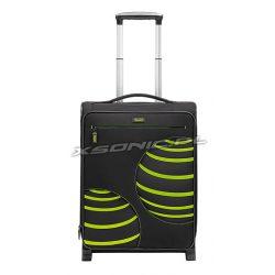 Mała walizka kabinowa z trójwymiarowym wzorem - Stratic Ball